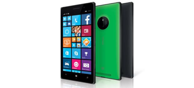 The Nokia Lumia 830