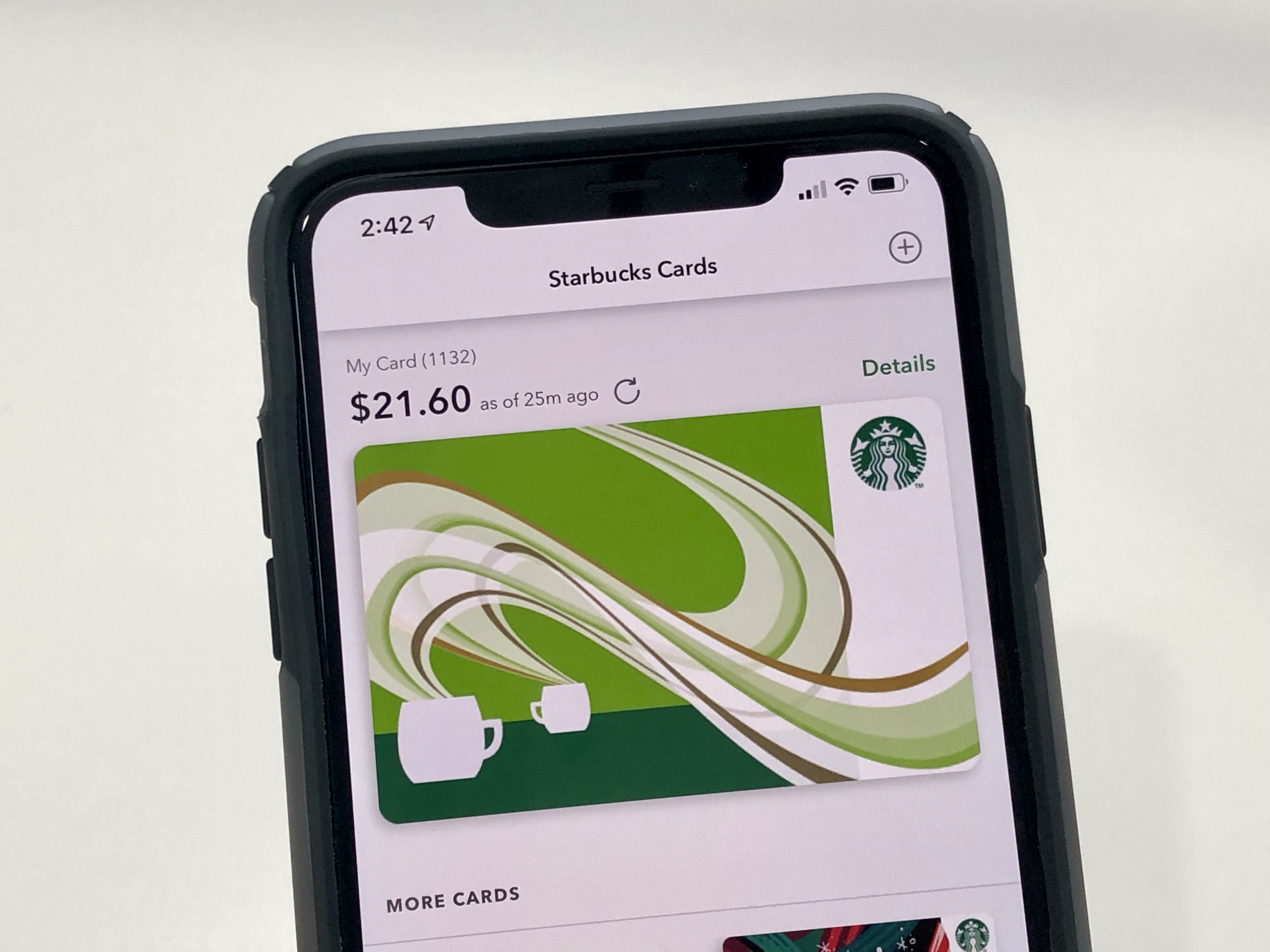 How To Add Starbucks Gift Card To The App Pay With Your Phone