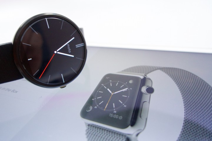 Learn how the Apple Watch vs Moto 360 comparison stacks up.