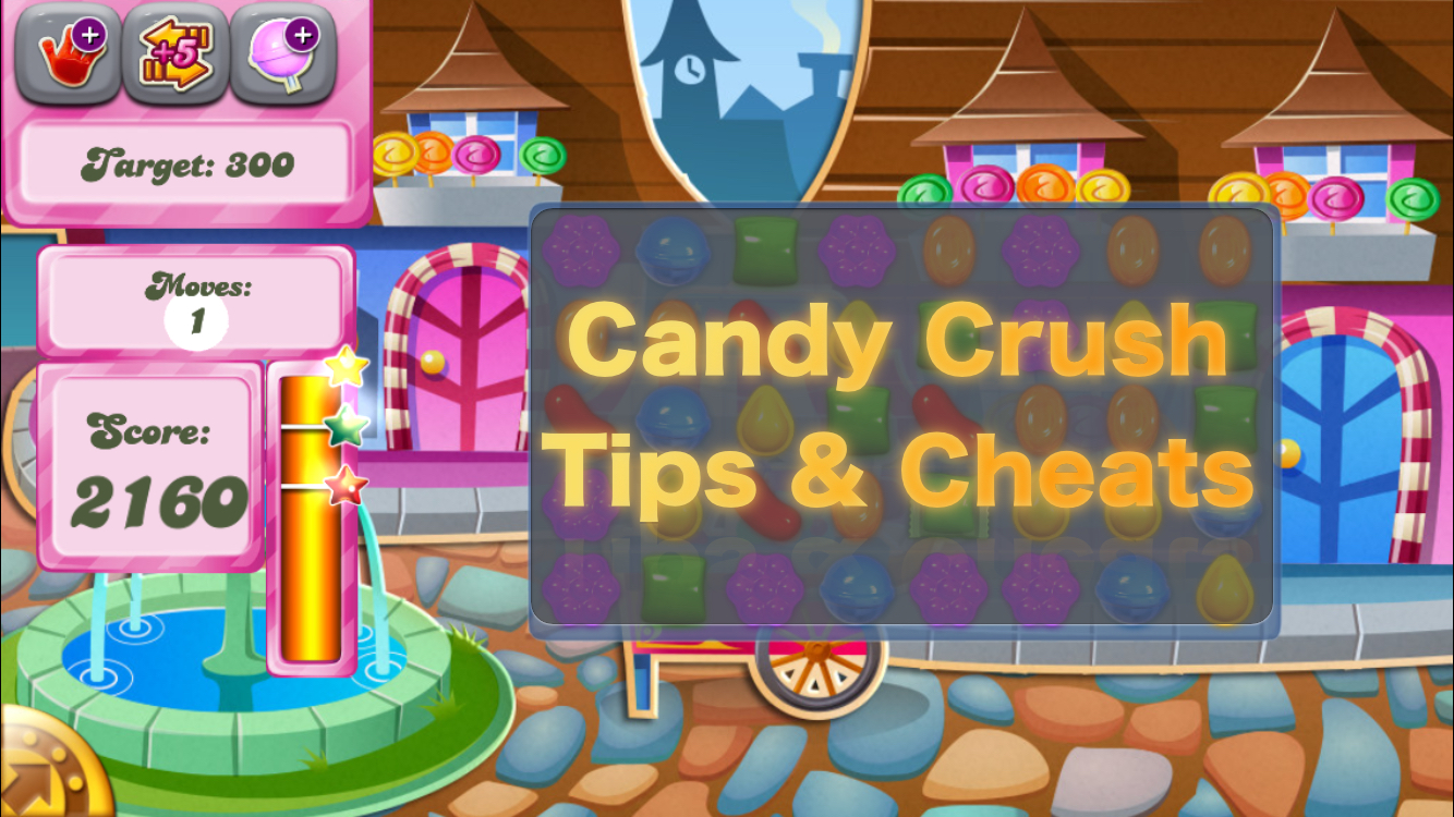 Use these Candy Crush tips, Candy Crush cheats and Candy Crush level guides to beat the game.