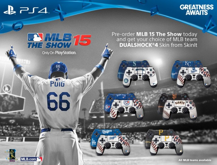 We could see some good MLB 15 The Show deals.