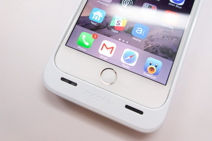 Mophie iPhone 6 Plus Case Review -  5