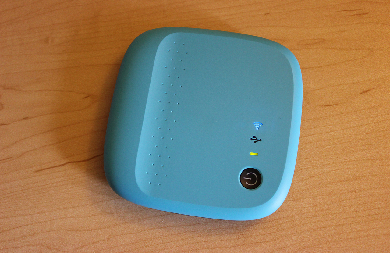 Portable Iphone Storage : Seagate wireless review add storage to your iphone
