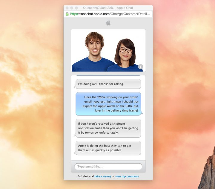 Apple Support offers little hope, but isn't always right.