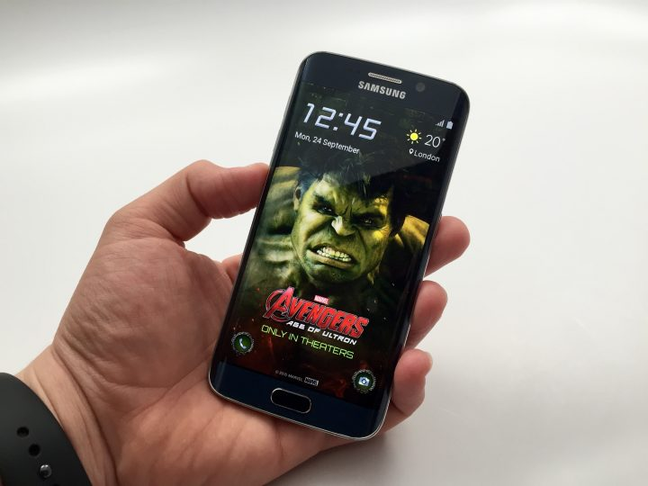 Galaxy S6 Avengers Age of Ultron - 3