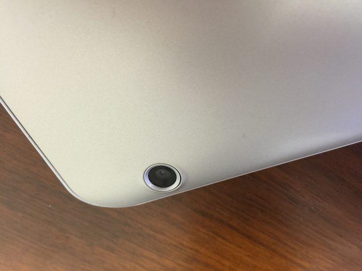 Toshiba Encore 2 Write rear camera