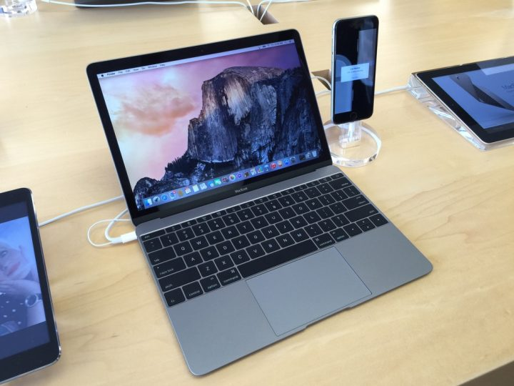 If you buy the MacBook at Apple expect a long wait.