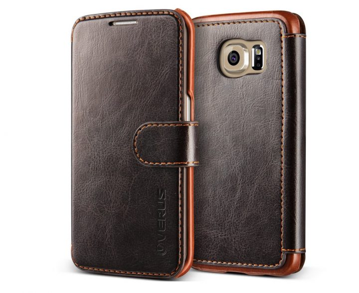 Verus Galaxy S6 Wallet Case