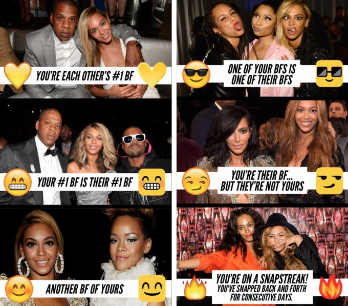 Here is your guide to what the Snapchat emoji mean.