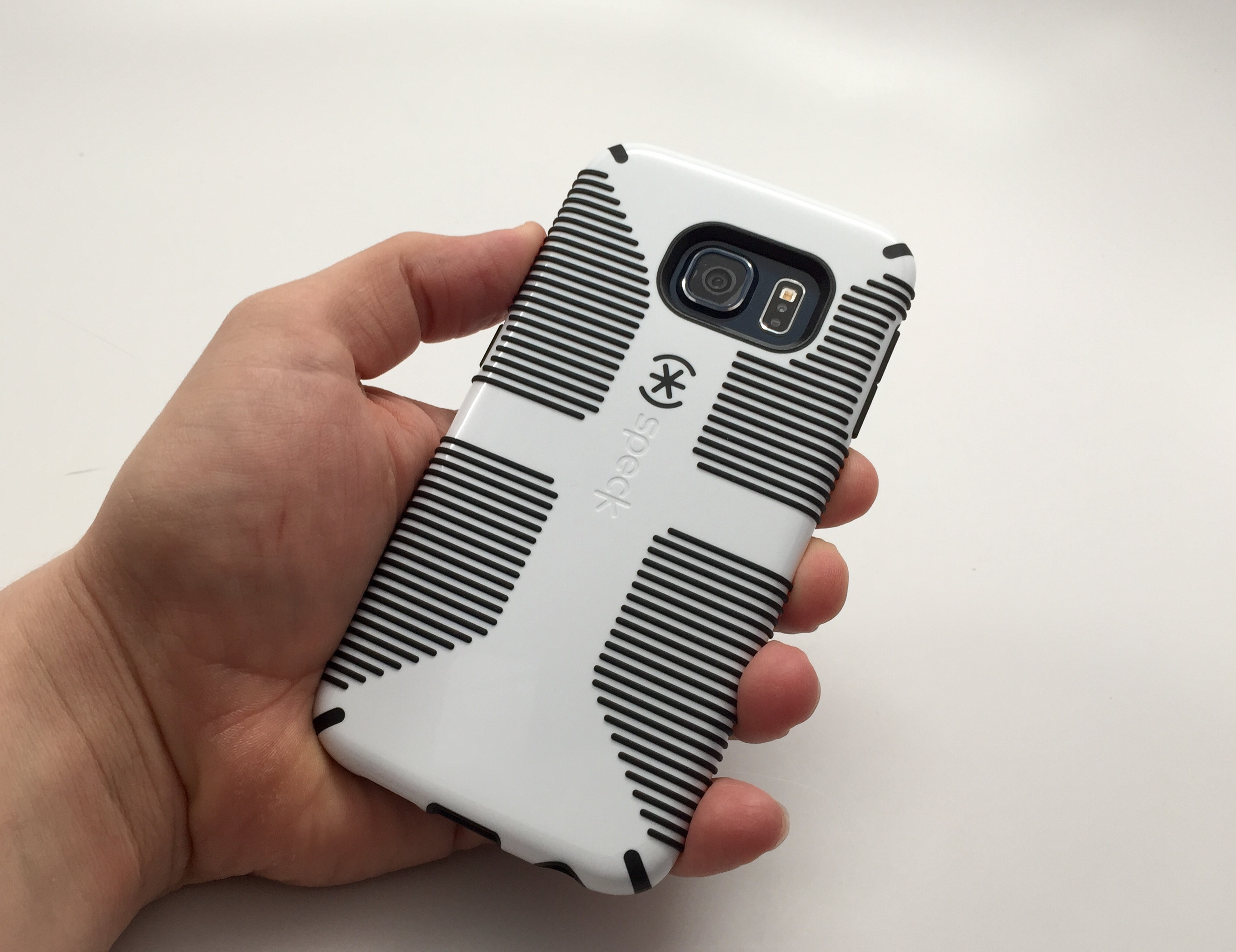 the latest 915c8 19134 Speck CandyShell Grip Galaxy S6 Edge Case Review