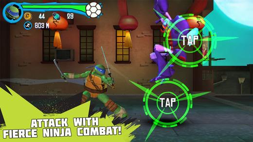 rooftop ninja turtles