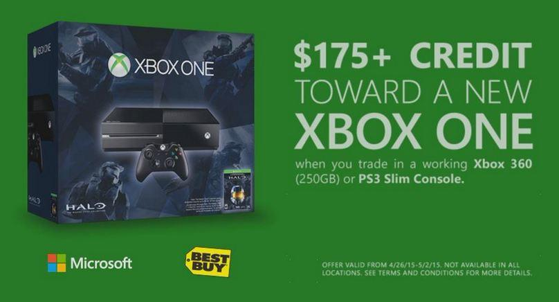 cheap xbox one deal arrives at best buy. Black Bedroom Furniture Sets. Home Design Ideas