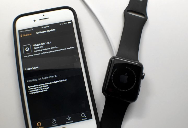It is worth waiting for other users to deliver Apple Watch 1.0.1 feedback.