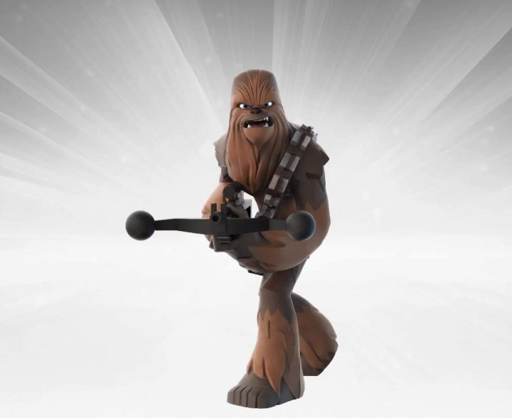 Disney_INFINITY_Chewbacca