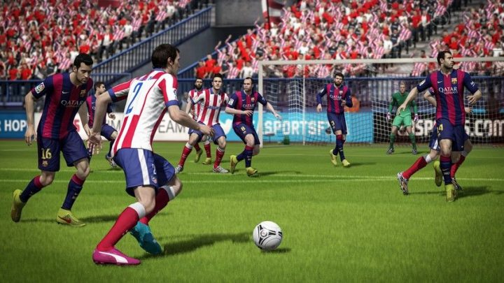 FIFA 16 Story Mode