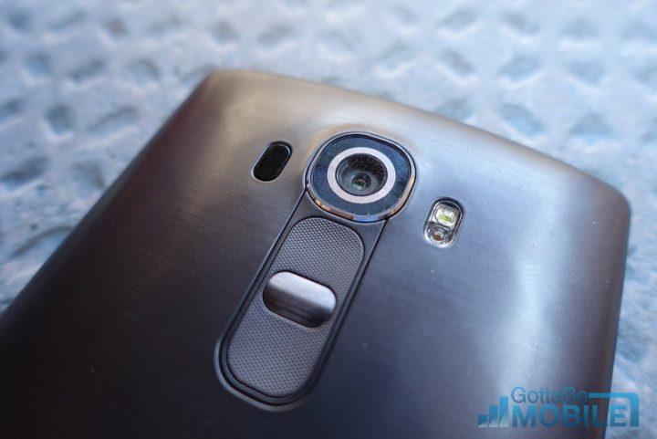 LG G4 Back Camera