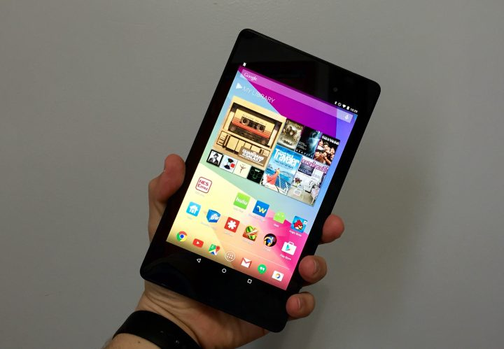 Nexus 7 2013 Android 5.1.1 Review Early - 2