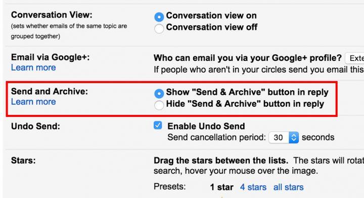 gmail-send-archive