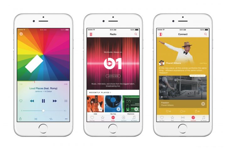 Apple Music vs Spotify - 3
