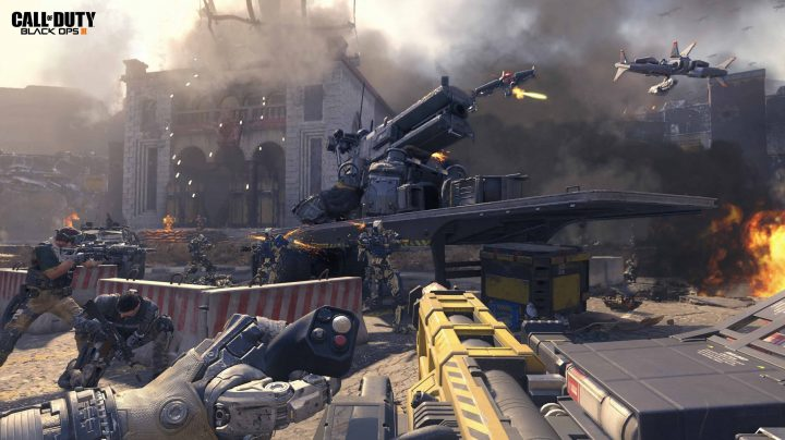 Count on early Black Ops 3 impressions after E3 2015.