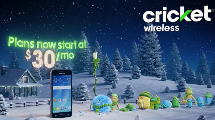 New Cricket Wireless plans start at $30 a month.