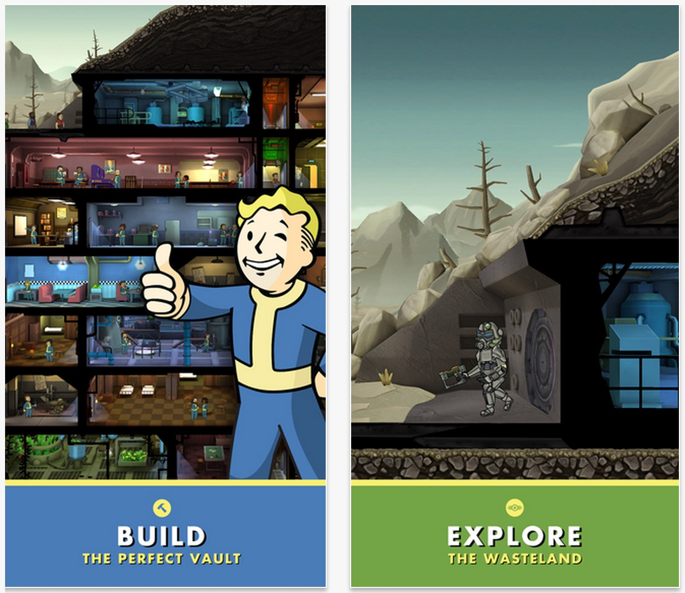 What you need to know about the Fallout Shelter app.