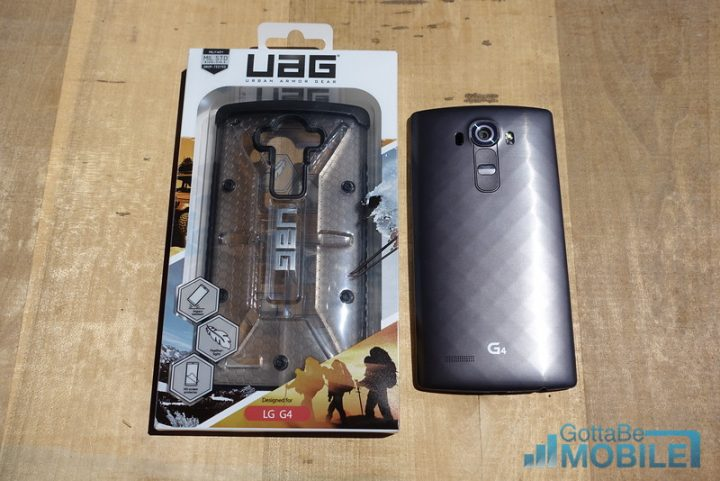 LG G4 Urban Armor Case