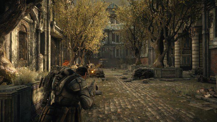 Gears of War Ultimate Edition Beta