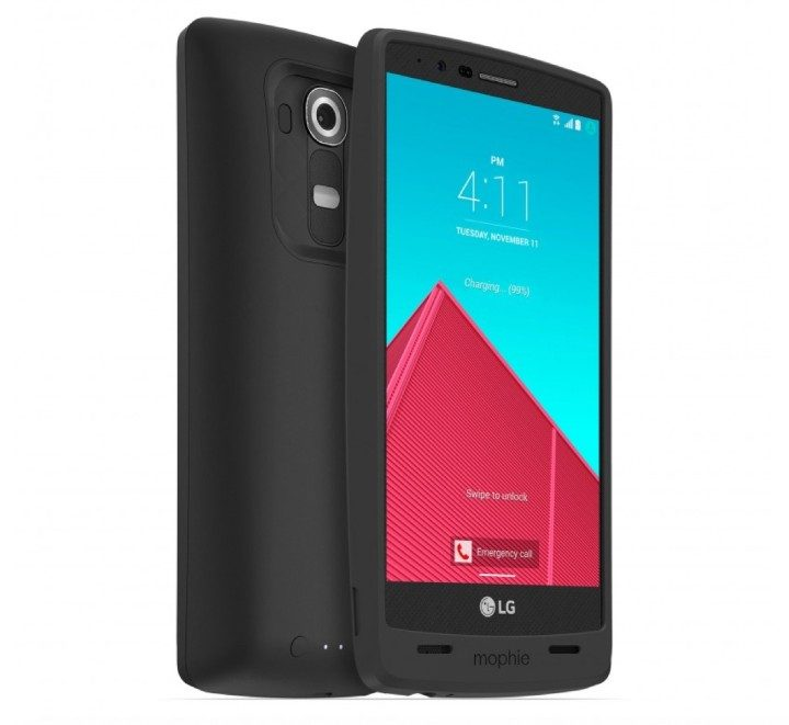 Mophie LG G4 Juice Case