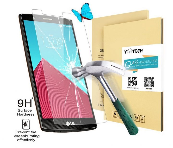YooTech Tempered Glass