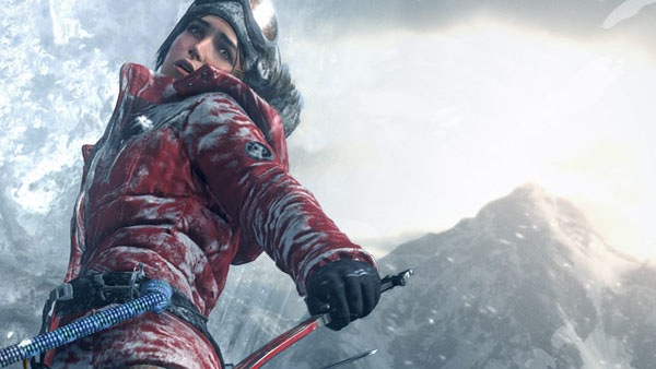 PS4 Rise of the Tomb Raider Release