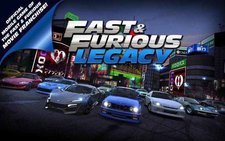 Fast & Furious 8: Drag Racing