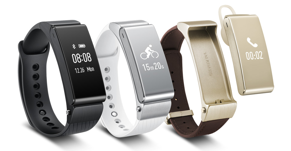 huawei talkband b2 color options