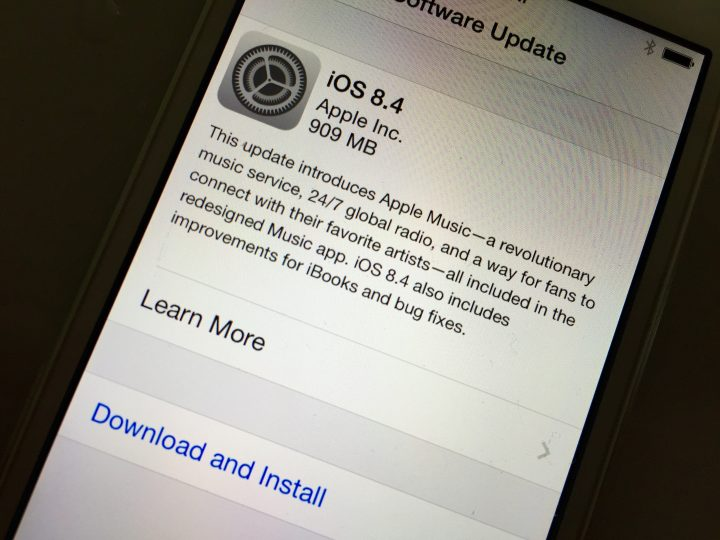 iOS 8.4 Reviews