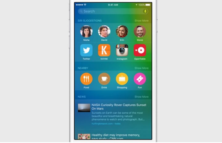 iOS 9 beta - iOS 9 download - 1