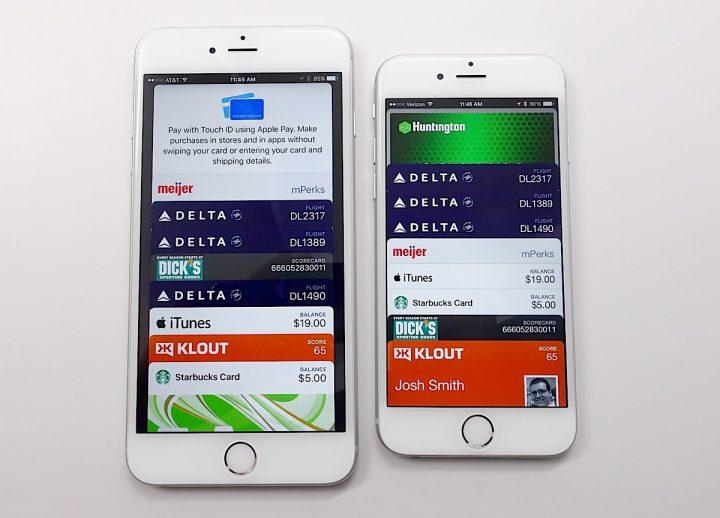 Apple Wallet vs Passbook