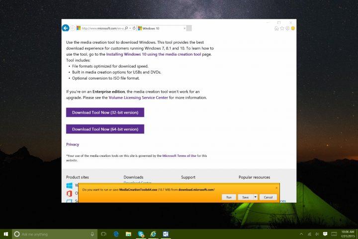 Download Windows 10 now (1)