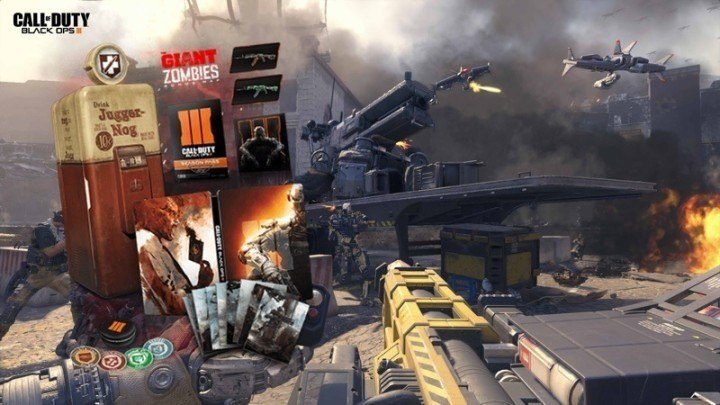 Call of Duty: Black Ops 3 Versions
