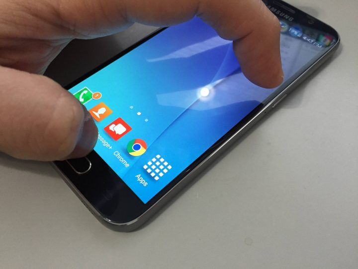 Samsung's Camera Application