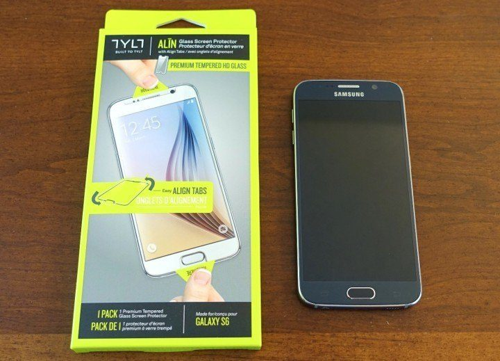 TYLT Galaxy S6 Screen Protector