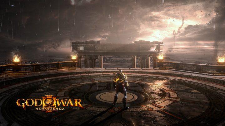 God of War 3 Remastered (PS4) - July 14