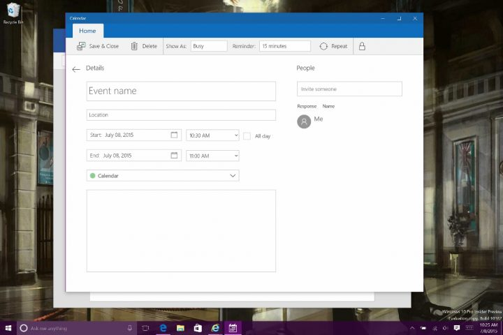 How to Add Calendars in Windows 10 (12)
