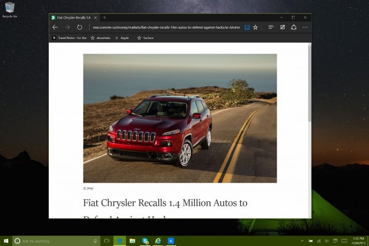 How to Browse the Internet in Windows 10 (13)