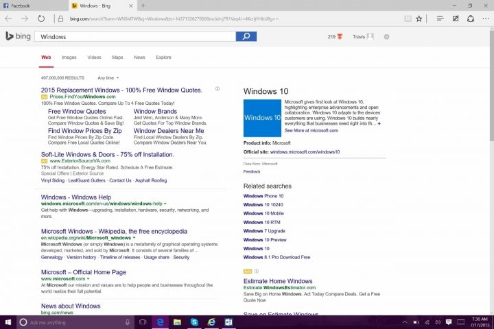 How to Search in Windows 10 (5)