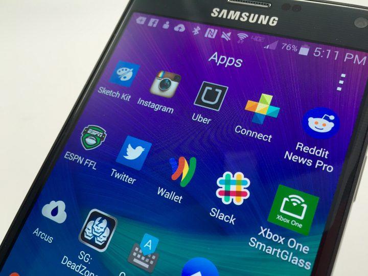 Samsung Galaxy Note 5 Rumor Mill Heating Up