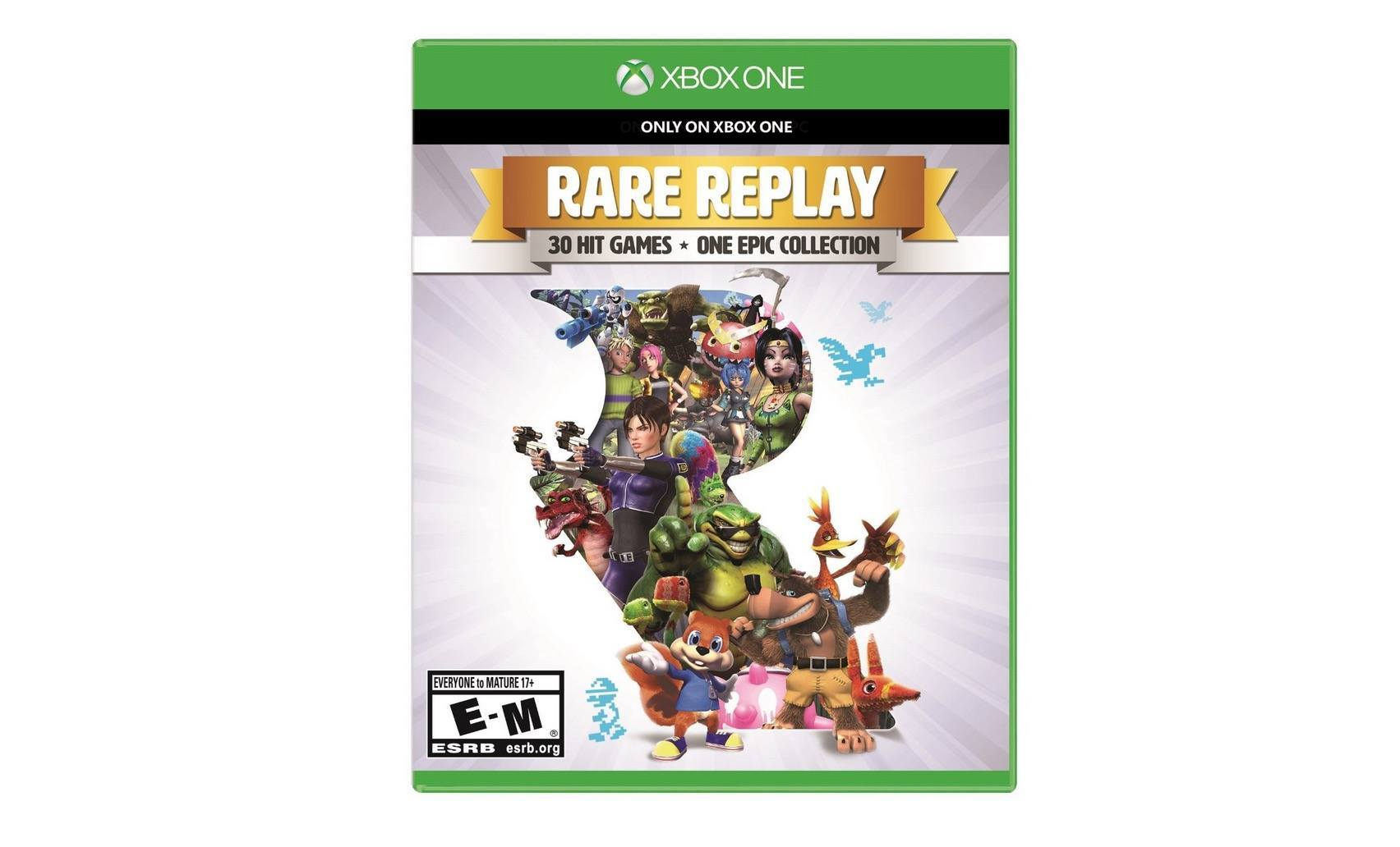What you need to know about the Rare Replay release.