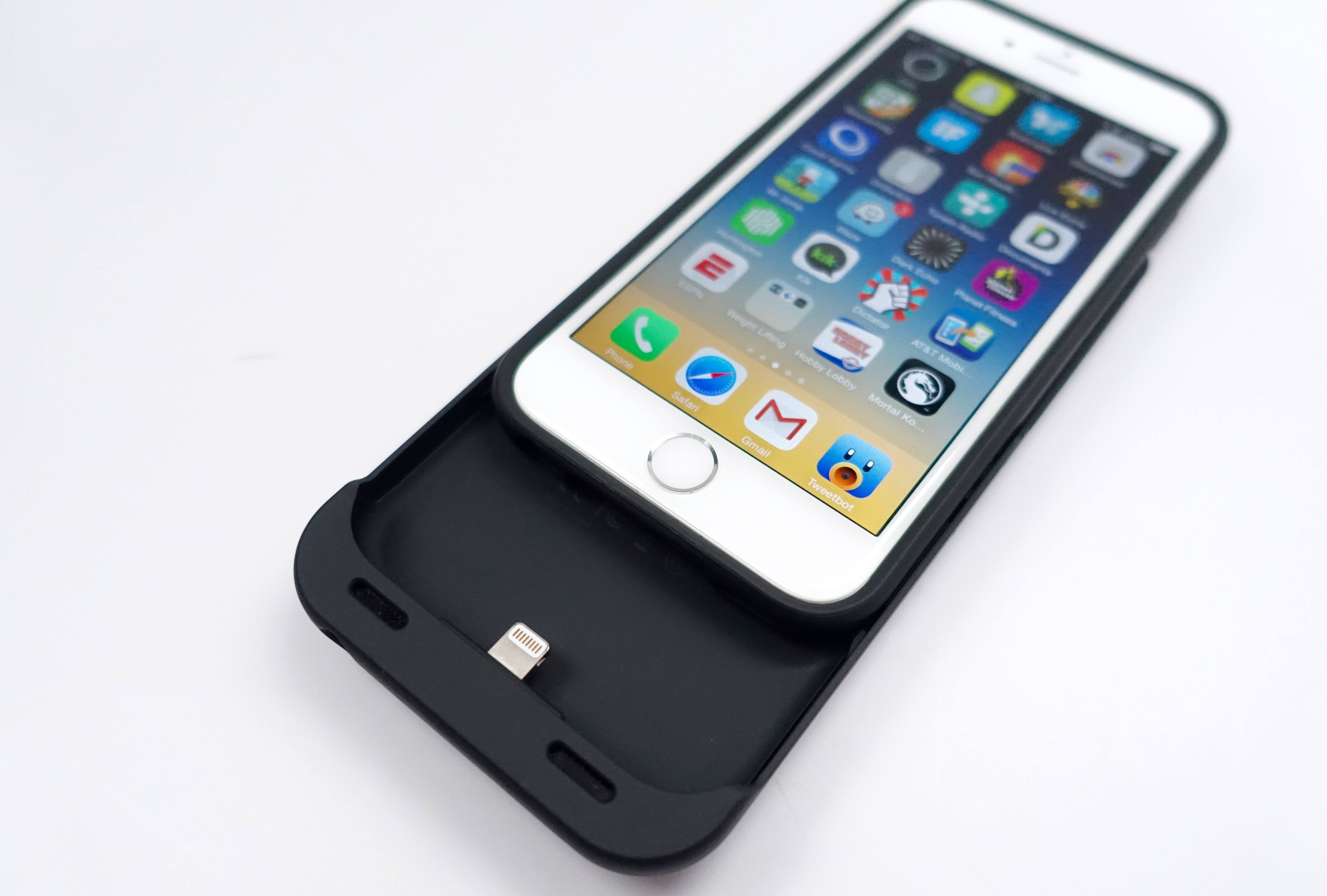 Tylt Energi iPhone 6 battery case Review – 4