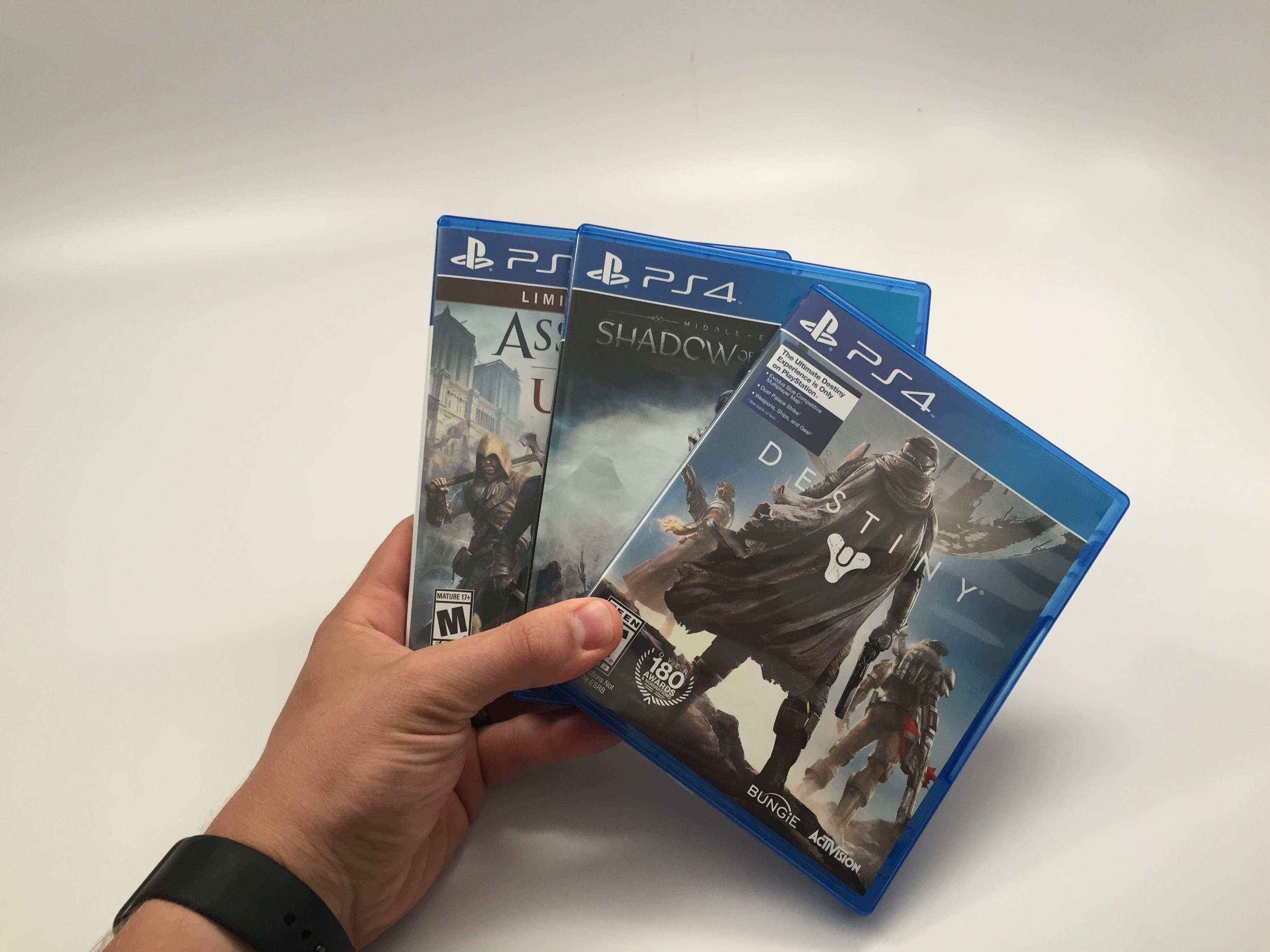 New Ps4 Games 2015 : Why youll love ps g