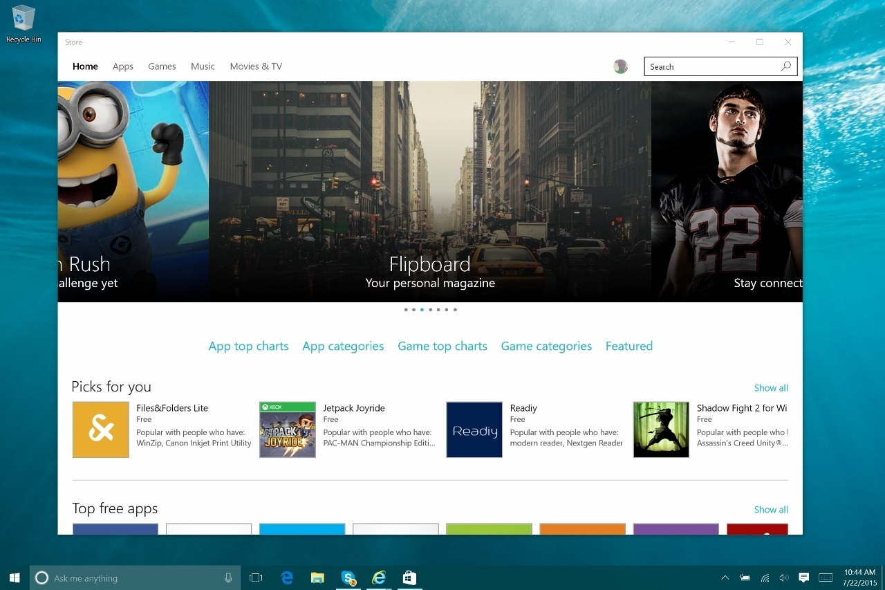 How to Install Apps & Games in Windows 12