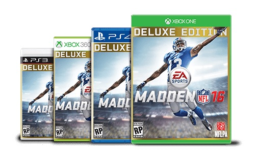 Is the Madden 16 Deluxe edition worth $10 more?